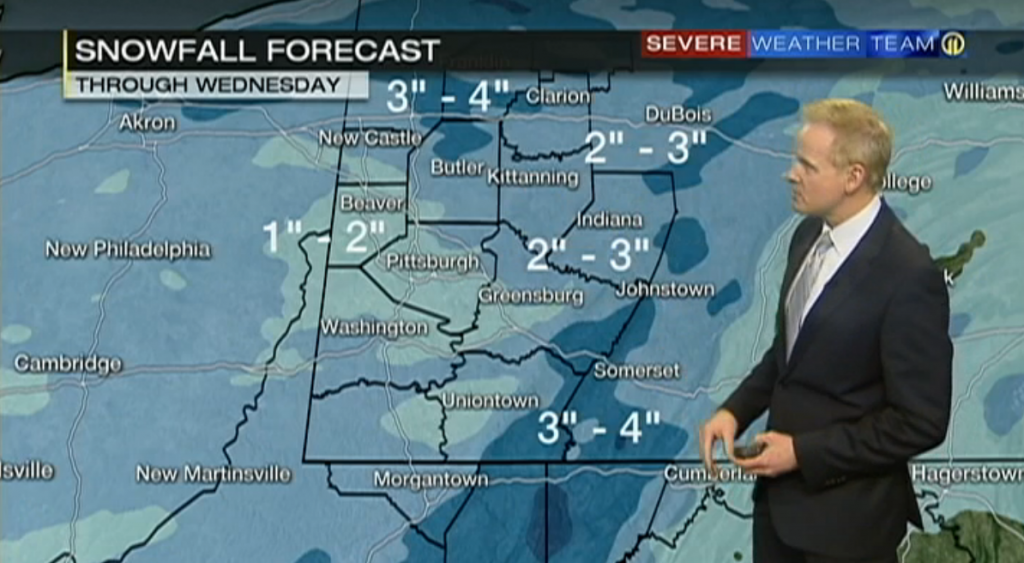 WPXI Futurecast: This