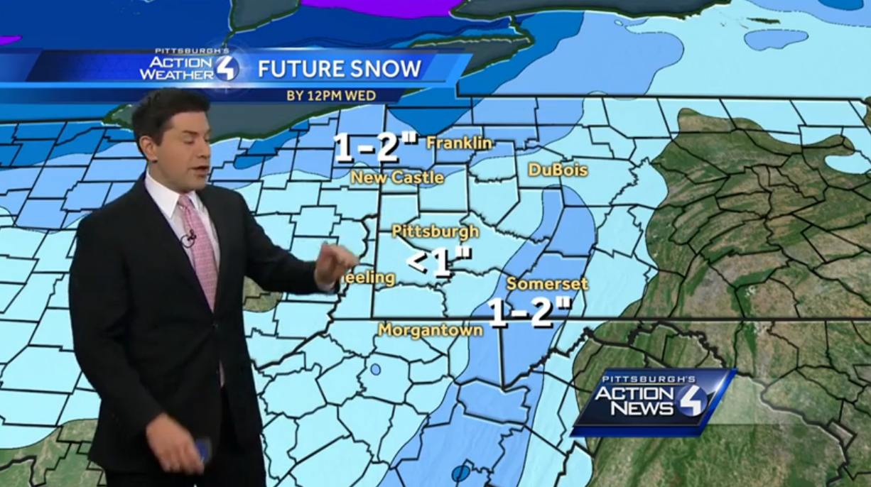 Weather Channel 5 Day Forecast Pittsburgh Pa - Resume